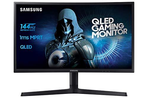 Samsung C27FG73 68,6 cm (27 Zoll) Monitor (HDMI, 1ms Reaktionszeit), schwarz