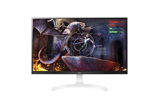 LG 27UD69-W 68,58 cm (27 Zoll) UHD 4K IPS Monitor (AMD Radeon FreeSync, DAS Mode, New Cinema Screen) weiß