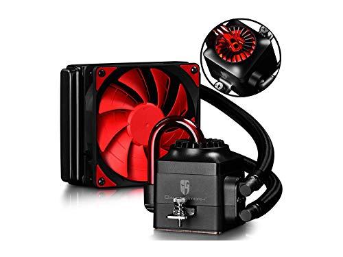 DEEPCOOL Captain 120 EX Wasserkühler,120mm Lüfter,All-In-One Extreme Performance CPU,Wasserkühlung 120mm,3 Jahre Garantie
