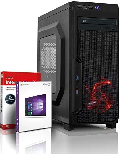 Ultra 8-Kern DirectX 12 Gaming-PC Computer FX 8300 8x4.20 GHz Turbo - GeForce GTX1060 6GB DDR5-16GB DDR3 1600-1TB HDD - Windows10 Prof - DVD±RW #5633