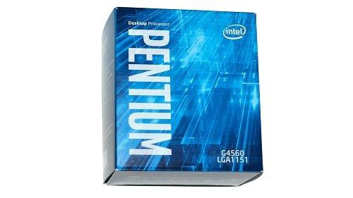 Intel Pentium G4560 3,50GHz Boxed CPU