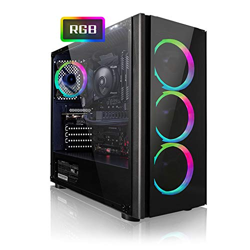 Megaport Gaming PC Intel Core i7-9700F 8X 4.7 GHz Turbo • Nvidia GeForce GTX1660 6GB • 480GB SSD • 16GB DDR4 • Windows 10 • WLAN • Gamer pc Computer Gaming Computer rechner