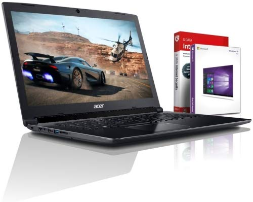 Acer Ultra i7 SSD Gaming (17,3 Zoll Full-HD) Notebook (Intel Core i7 8550U mit 4 GHz, 20GB DDR4, 1050 GB SSD, NVIDIA Geforce MX 150 GDDR5, DVDR/RW, HDMI, Windows 10, MS Office) #6090
