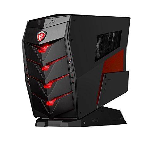 MSI Aegis-023DE Mini-Gaming PC schwarz Intel Core i5-6400 8 GB DDR4 128GB M.2 SSD+1TB HDD Win10Home