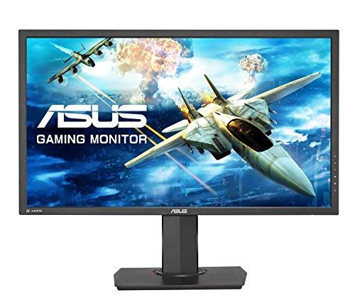 ASUS MG28UQ 71,12 cm (28 Zoll) Gaming Monitor (4K UHD, 1ms Reaktionszeit, HDMI, Displayport) schwarz