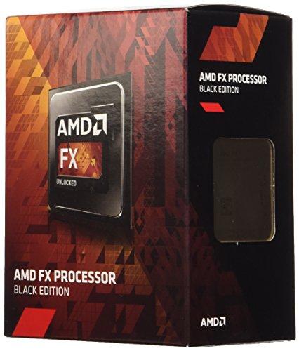 AMD FD4300WMHKBOX Quad-Core Prozessor (3,8 GHz, AM3 + Sockel, 8 MB Cache, 95 Watt) mit Kühlkörper und Lüfter